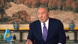 Назарбаев пошутил на тему взаимоотношений Казахстана и Китая