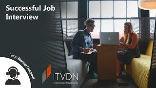 Successful Job Interview