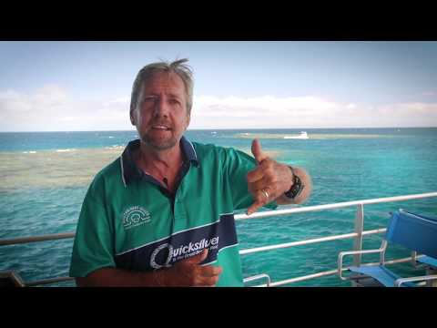 Dr Glen Burns answers questions about the Great Barrier Reef