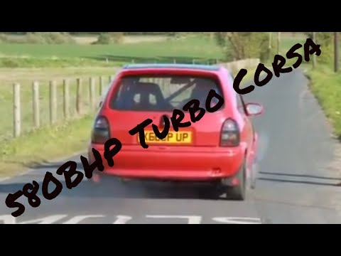 586 BHP corsa Turbo - смотреть онлайн на Hah Life