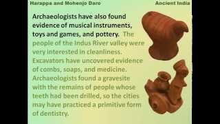 Harappa and Mohenjo Daro - 4500 BC city (older than Sumer?)