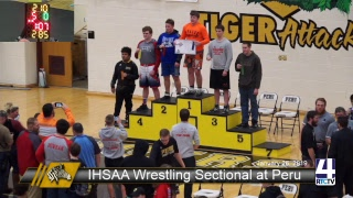 Rochester Wrestling Sectionals