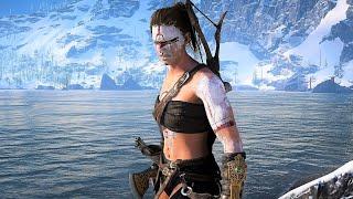 Assassin's Creed Valhalla Modraniht Tattoo Brutal Stealth Kills And Combat No Damage