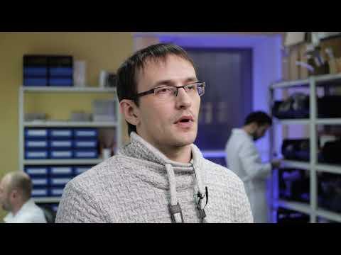 Экзоскелет E-helper  - интервью с разработчиками