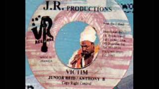 Junior Reid & Anthony B - Victim  1997