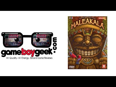 The Game Boy Geek Reviews Haleakala