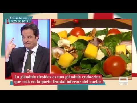 Alimentos beneficiosos para la tiroides