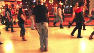 Dueling Dancers Dancing Watermelon Crawl Line Dance Tracy Byrd Bob Jacksons Uncle Bobs Elkton, MD