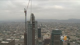 Wilshire Grand Officially Now Tallest American Building West Of The Mississippi