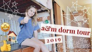 Texas A&M Dorm Tour 2019 | Hullabaloo Hall