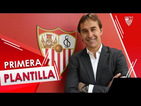 Julen Lopetegui, nuevo entrenador del Sevilla FC
