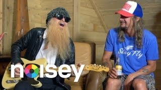 ZZ Top's Billy Gibbons Ft. Kid Rock   Guitar Moves   Episode 12