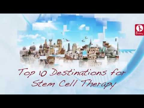 Top Ten Destinations for Stem Cell Treatment