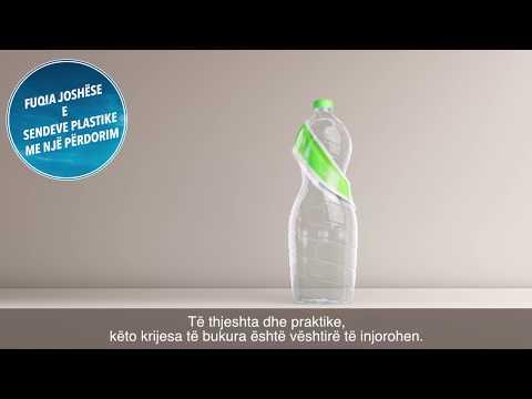 Fuqia joshëse e sendeve plastike me një përdorim/The seductive power of single-use plastics