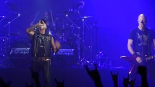 "ACCEPT ""Midnight Mover"" Live at Ray Just Arena, Moscow, 26.11.2015"