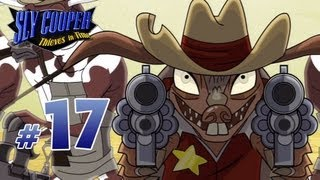 Sly Cooper: Thieves in Time Walkthrough - Part 17 - Toothpick Boss Fight in Operation: Gold Digger