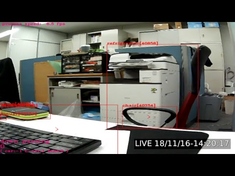 Jetson Xavier+openFrameworks0 10 0+YOLO No1 - смотреть онлайн на Hah
