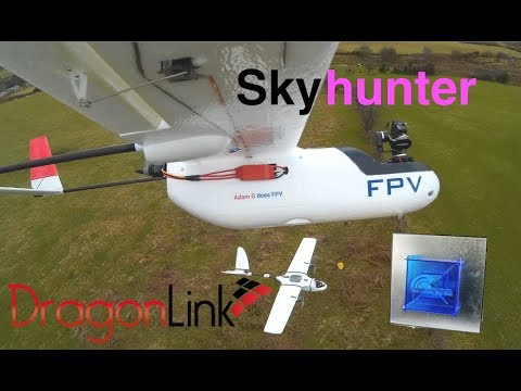 first-skyhunter-fpv-flight-of-2018--wing-cam-action