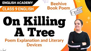 on killing a tree by gieve patel