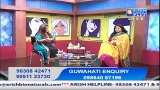 ARISH BIO NATURALS Ctvn Programme On Aug 28, 2018 At 1:00 PM
