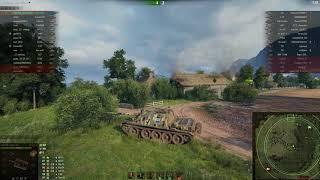 Нагиб на CУ-122-44 | 11 фрагов