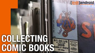Your Comics Aren't Worth That Much (ft. Vintage Phoenix Comic Books) | [Indi]android Ep. 9