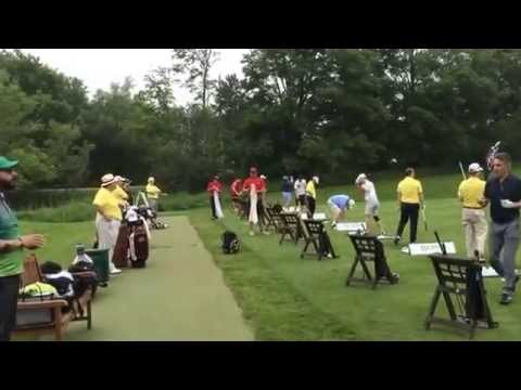 Golf to Conquer Cancer Event Day 2015