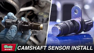 How To: Replace a Camshaft Position Sensor