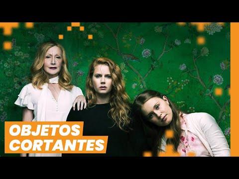 OBJETOS CORTANTES, inspiração para a série Sharp Objects!   CLUBE DE LEITURA MIKANNN #06
