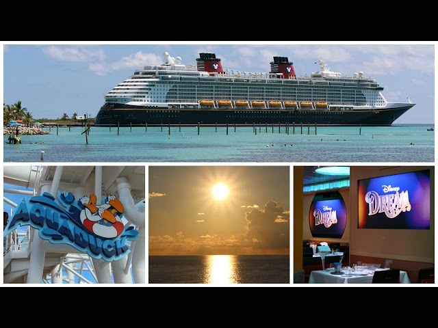 Sailing on the Disney Dream (3 Minute Travel Tips LIVE #8)