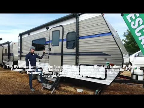2019 KZ Sportsmen Classic Bunk Beds at Campers RV Center, Shreveport, LA 71129