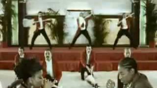"Basement Jaxx feat. Vula  ""Hush Boy"""
