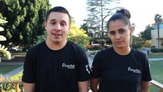 Flourish Teaching Artist(s) of The Month- Episode 2: Joey Velasquez and Patricia Castorena