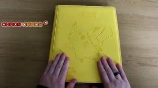 Premium Pro Binder - Pikachu Edition - Chaos Cards