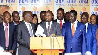 ODM pushes for new power structure | Press Review