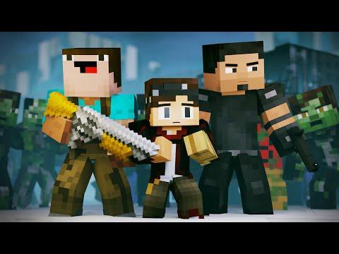 ZOMBIE APOCALYPSE 2 (Minecraft Animation)