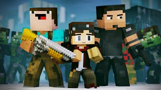 ZOMBIE APOCALYPSE 2 (Minecraft Animation)