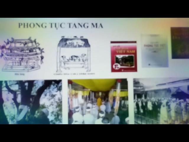Phong tục Tang Ma của người Việt