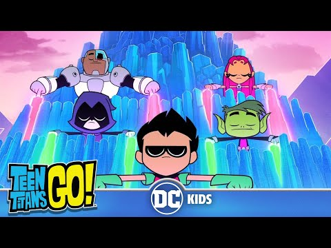 Teen Titans GO! To The Movies Exclusive Clip | Time Cycles | DC Kids