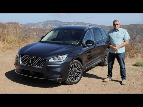 2020 Lincoln Corsair Reserve Test Drive Video Review