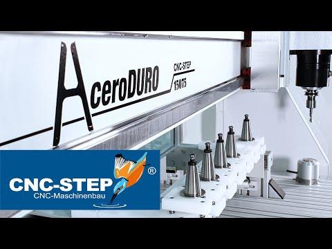 Cambiador de herramientas de inserción neumática - cambio de cortador totalmente automático