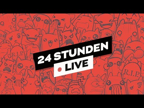 24h Stream mit Exsl, Terra & Danu! - Part 2