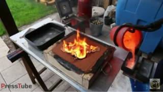 Making A Fidget Spinner Using Metal Bullets