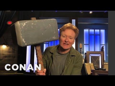 Conan Announces The Launch Of @ConanCon On Instagram  – CONAN on TBS
