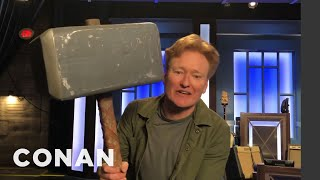 Conan Announces The Launch Of @ConanCon On Instagram