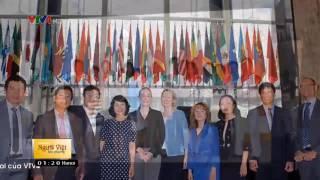 Bài phỏng vấn PGS Trần Ngọc Anh về hoạt động của Sáng kiến Việt Nam trên chương trình Người Việt bốn