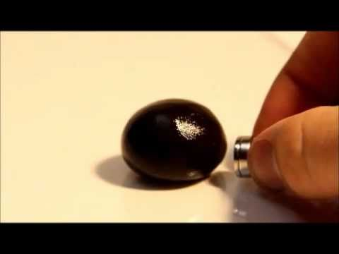 Make Your Own Magnetic Silly Putty