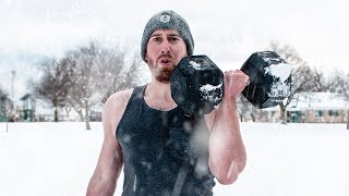 I Tried Cold Weather Workouts for 21 Days