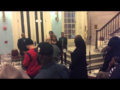 Brooklyn Borough Hall Black Leadership: Celebrating Unsung Heroes,  hosted by Council Member Antonio Reynoso February 11, 2015