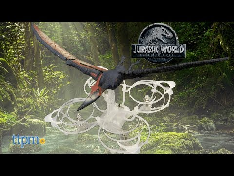 Jurassic World Pterano-Drone from Mattel